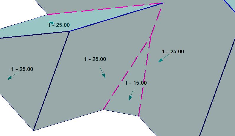 flat plane hip gable 3