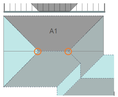 This image shows a roof model in AppliCad Roof Wizard https://www.applicad.com