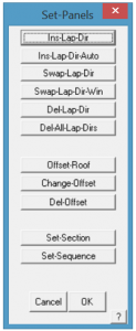 this image shows how to set panels in AppliCad Roof Wizard https://www.applicad.com