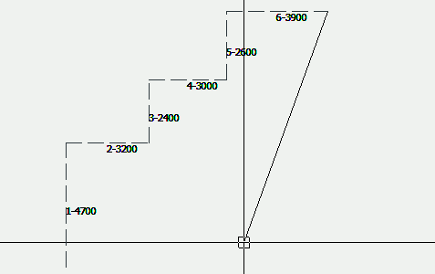 This image shows the how to close square in AppliCad Roof Wizard https://www.applicad.com