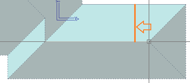 this image shows how to measure the Split Plane Distance in AppliCad Roof Wizard https://www.applicad.com