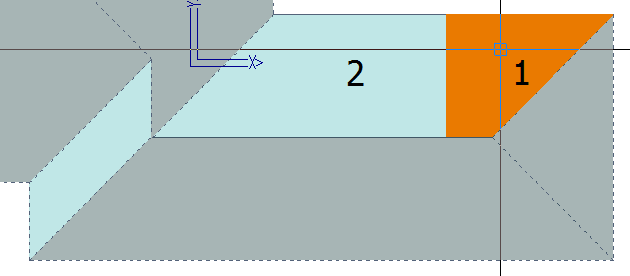 this image shows how to Merge Planes in Applicad Roof Wizard https://www.applicad.com