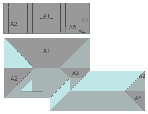 this image shows how to Assign Planes to Blocks in AppliCad Roof Wizard https://www.applicad.com