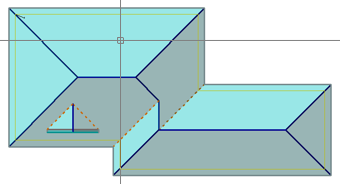 This image shows the Block Edge Lines in AppliCad Roof Wizard https://www.applicad.com