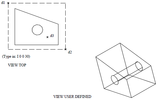 This image shows an example of a Bracket in AppliCad Roof Wizard https://www.applicad.com