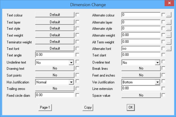 This image shows the dimension change menu in AppliCad Roof Wizard https://www.applicad.com