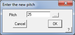 This image shows the new pitch box in AppliCad Roof Wizard https://www.applicad.com