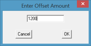 This image shows the Offset amount menu in AppliCad Roof Wizard https://www.applicad.com