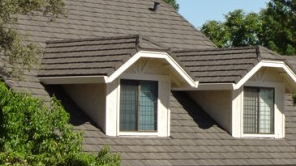 This image shows an example of Lay Back in AppliCad Roof Wizard https://www.applicad.com