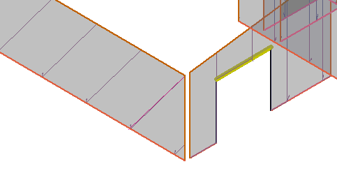 This image shows how to Generate Walls in AppliCad Roof Wizard https://www.applicad.com