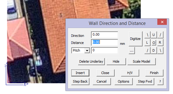 This image shows the Track Outline box in AppliCad Roof Wizard https://www.applicad.com