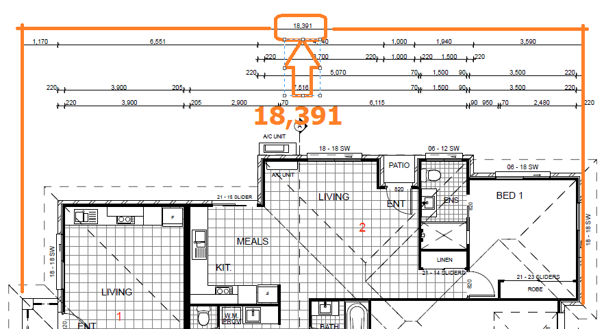 This image shows a Roof Design in AppliCad Roof Wizard https://www.applicad.com