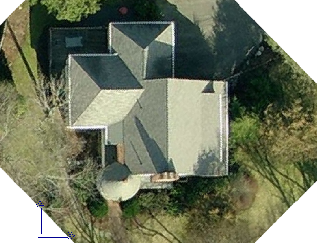 This image shows how to Scale the model in AppliCad Roof Wizard https://www.applicad.com