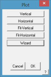 This image shows the plot menu in AppliCad Roof Wizard https://www.applicad.com