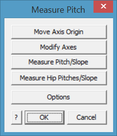 This image shows measure pitch menu in AppliCad Roof Wizard https://www.applicad.com