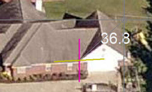 This image shows a roof in AppliCad Roof Wizard https://www.applicad.com
